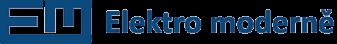 Elektro Moderně Logo